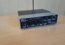 Audio-Interface USB Software Tonstudio