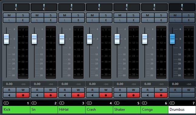 Erweiterte parallele Kompression - tonstudio-wissen.de
