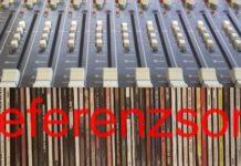 Referenz Song Track Musik Vergleich